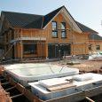 Neubau Wohnhaus mit Doppelgarage