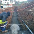 Umlegung Sauberwasserleitung Walchmatt