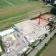 Neubau Tennishalle mit Clubhaus