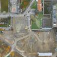 Drohnenaufnahme Kantonsspital