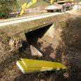 Sanierung Bachübergang Weiere