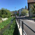 Wintersingerstrasse und Adlerbrücke