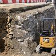 Instandsetzung Stützmauer und Personenunterführung Schellenacker
