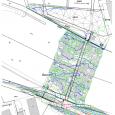 Digitales Geländemodell Spinnereibrücke