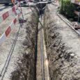 Baustart Sanierung Bleumatthalde in Gipf-Oberfrick